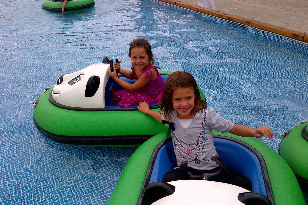Panda Barca-choc bumperboats
