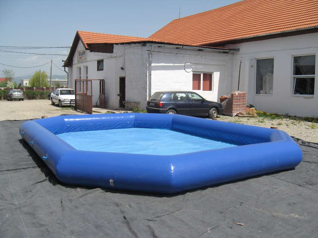 Barcachoc inflatable pool 9
