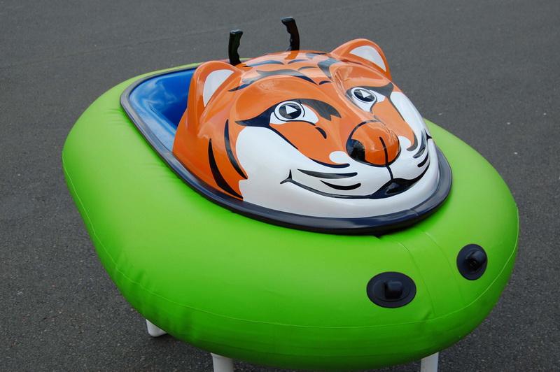 tube bumperboat