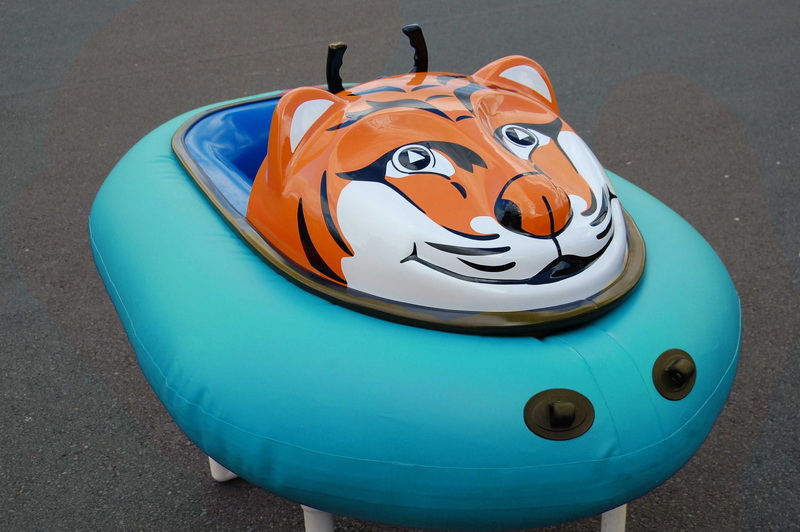 tube bumperboat